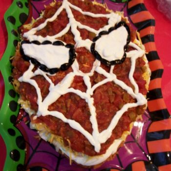 Spiderman Spider Party Food