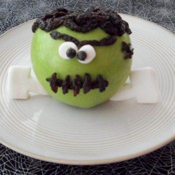 Fun Fruit Spooky Snacks