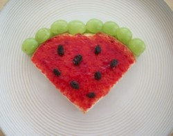 Watermelon Lunch