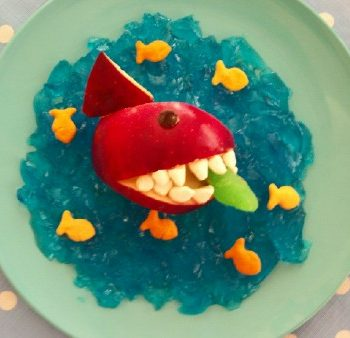 Shark Attack Snack