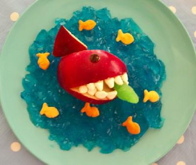 Shark Attack Snack
