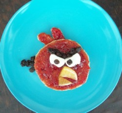 Angry Bird Lunch