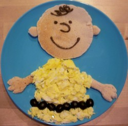 Charlie Brown Breakfast