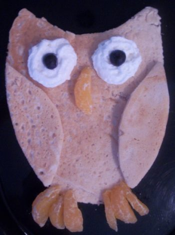 Hoo Hoo Wants Breakfast?