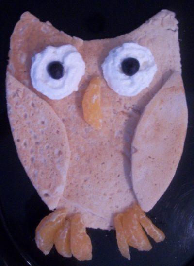 Owl Breakfast