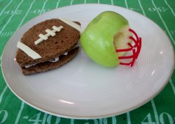 A Football Lunch