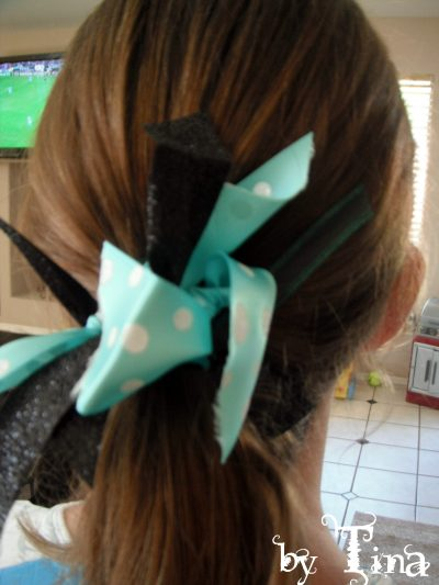 Team Hair Tie