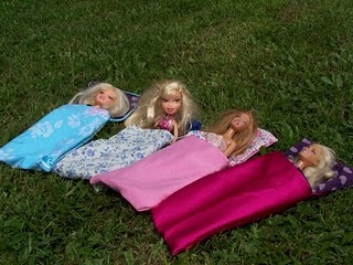 Sleeping Bags for Dolls