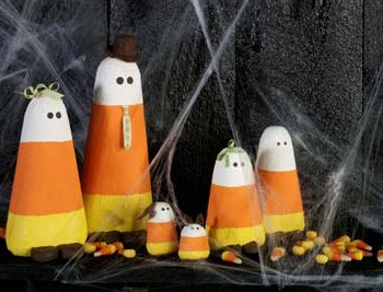 Candy Corn Family