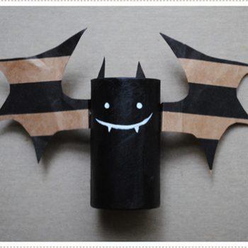 Cardboard Tube Bats