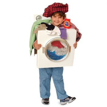 Washing Machine Costume