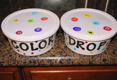 Color Drop Game