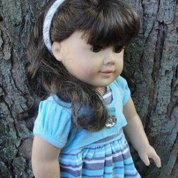 Doll Headband for American Girl