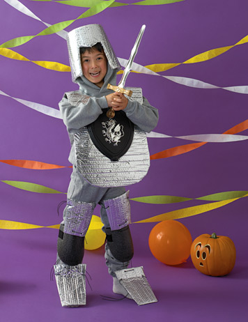 Knight Halloween Costume