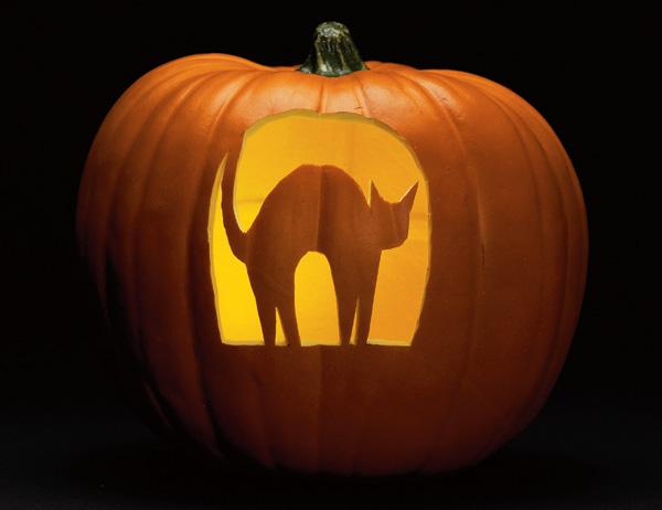 12 Free Pumpkin Carving Templates