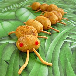 Corn Dog Centipedes
