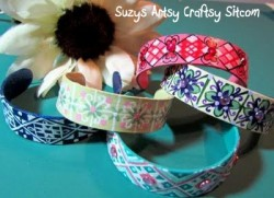 Craft Sticks Bracelets