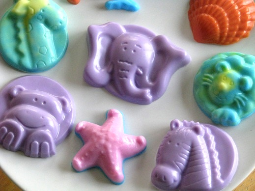 Homemade glycerin soap fun family crafts for Soap craft for kids