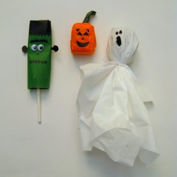Costumes for your Halloween Candy
