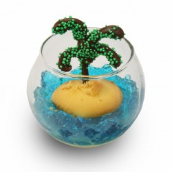 Tropical Island Trifle