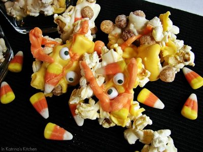 Monster Mash Popcorn Mix