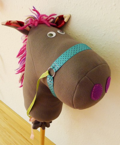 Mother s day craft ideas soft friendly hobby horse pretty for Pretty project
