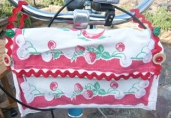 Bike Book Bag