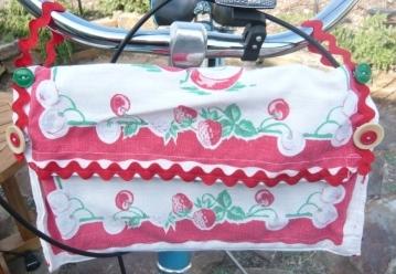 Bike Book Bag