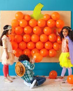 Pop Goes the Pumpkin Halloween Game
