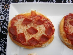Pumpkin Pizzas