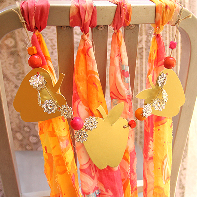 Fall Apple Golden Apple Garland