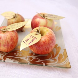 Golden Leaf Apples