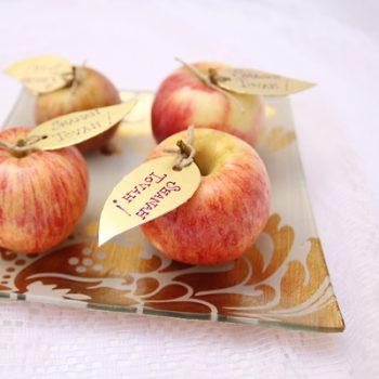 Golden Leaf Apples