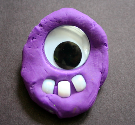 Playdough Monsters Fun Family Crafts