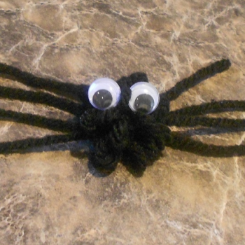 Fork Woven Spiders