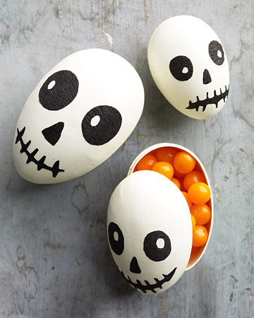 Skull Treat Boxes
