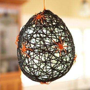 Spider Web Balloons