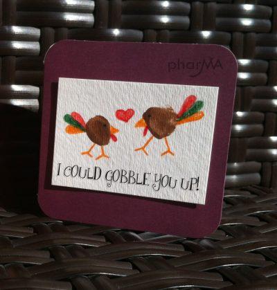 Turkey Fingerprint Cards