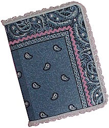 Bandana Covered Notebook