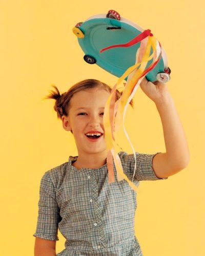 bottle cap tambourine fun family crafts