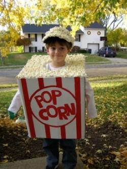 Box O' Popcorn Costume