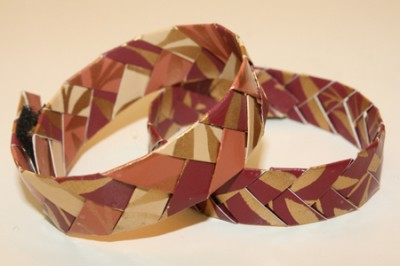 great project for teens these braided bracelets can be made in any  Paper Crafts For Pre-teens
