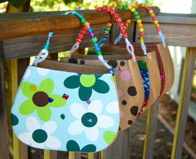 Cardboard Handbags
