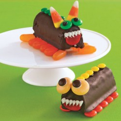 Chocolate Monsters