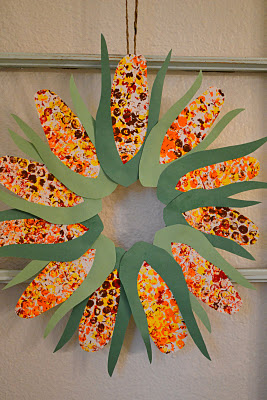 Corn Wreath