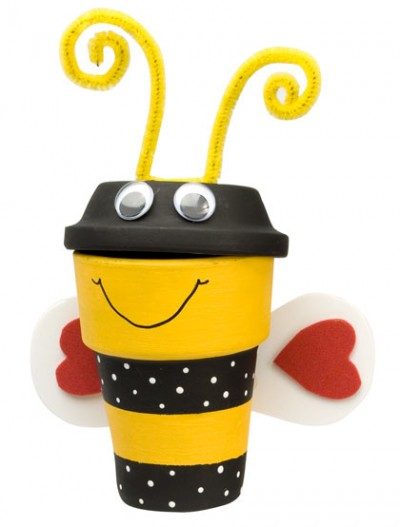 Clay Pot Bee