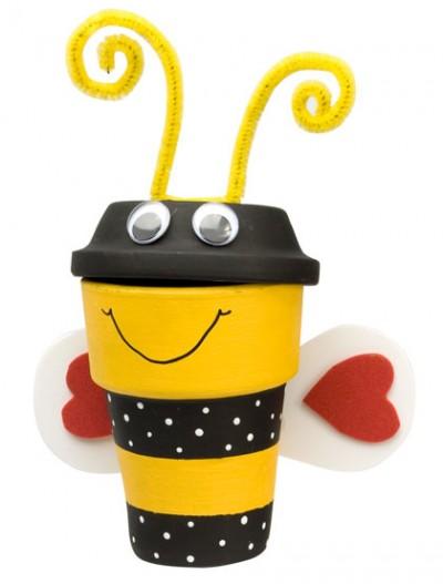 Clay Pot Bee