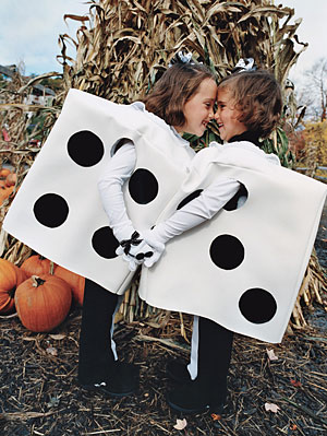 Dice Halloween Costumes
