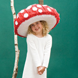Dotty Toadstool Costume