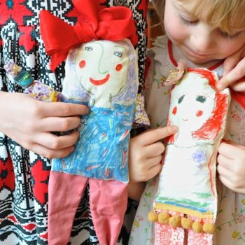 Easy Cloth Dolls